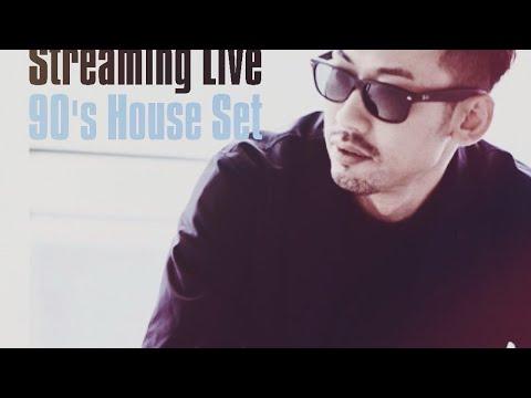 DJ SWING Streaming Live -90's House Set-