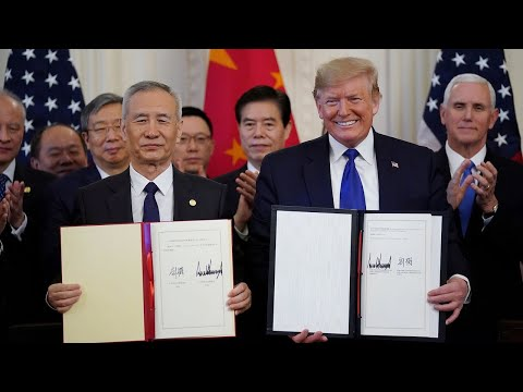 Phase One of US-China Trade Deal Is Mostly Symbolic