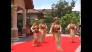Melayu Tamiang Dance - Tari Sekapur Sirih