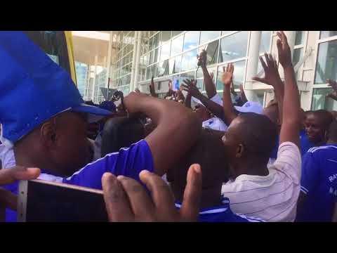 RAYON SPORTS YAKIRIWE CYAMI!! MURI  MOZAMBIQUE