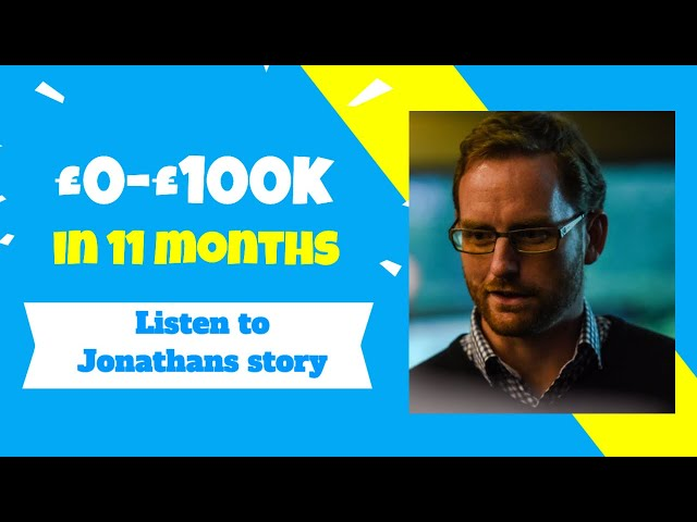 £0 to £100k in 11 Months - Interview with an OSC FBA Amazon Seller