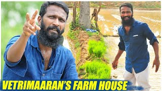 "EXCLUSIVE: Vijay-க்காக ""I am Waiting"" - Vetrimaaran Exclusive Tour of farmland"