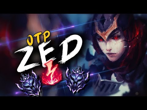 OTP ZED Shad0wStyle MONTAGE | League of Legends thumbnail