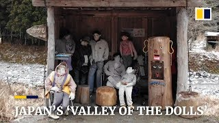 Japan's 'Valley of the Dolls'