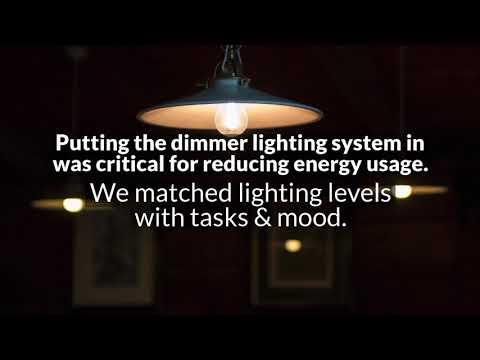 Elysian Fields Commercial Electrician Project - Lighting Retrofit