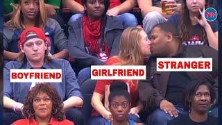 Kiss cam Breakups Gone Viral in Seconds