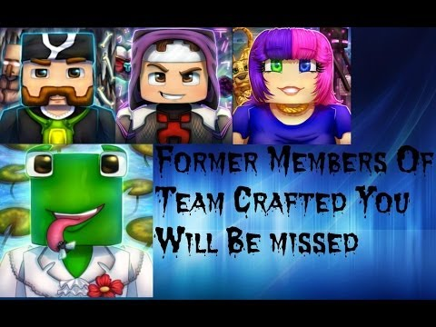 meet team crafted members