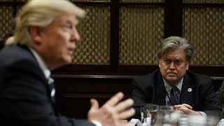Controversial White House Strategist Bannon Out