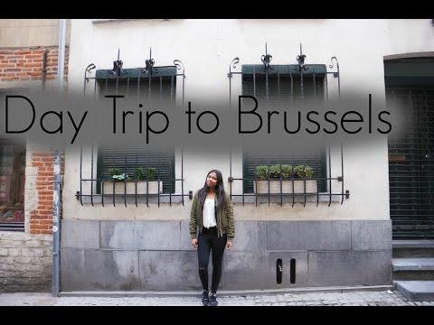 BRUSSELS TRAVEL VLOG (Part 1) - WEIRD ENCOUNTERS