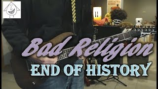 Bad Religion - End Of History - Guitar Cover (Tab in description!)