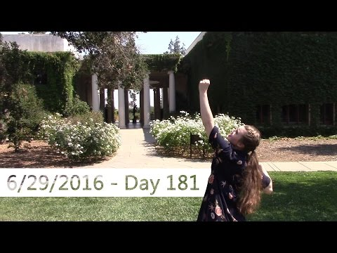 The Huntington Gardens & Library (Day 181 - 6/29/16)