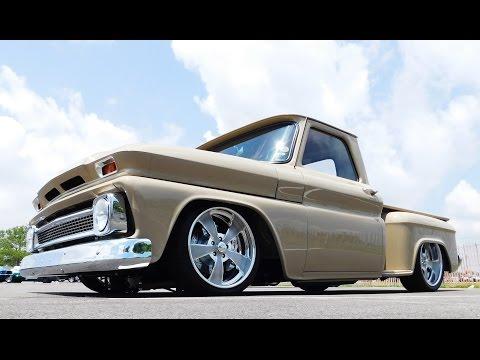 1965 Chevrolet C/10 2016 Truck Of The Year Finalist 2016 GoodGuy