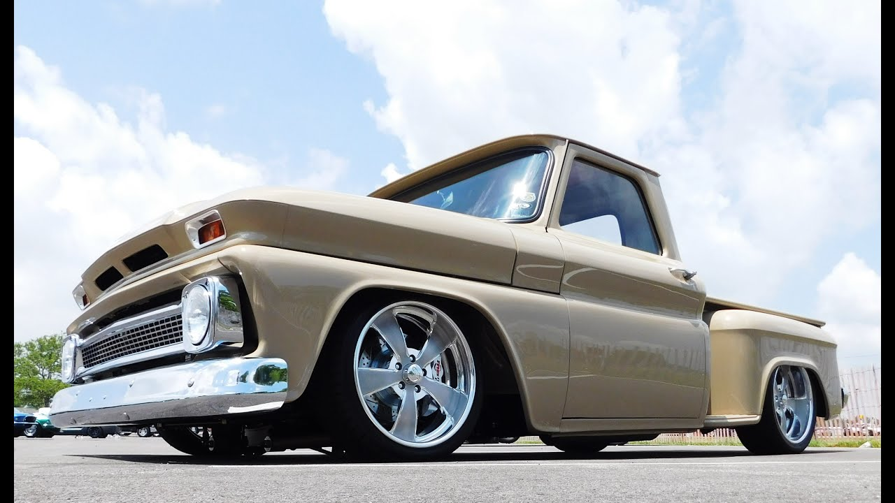 1965 chevrolet c 10 2016 truck of the year finalist 2016 goodguy 39 s ppg nationals youtube. Black Bedroom Furniture Sets. Home Design Ideas