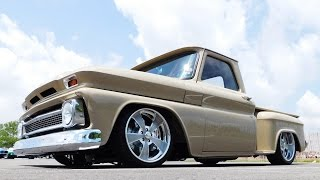 1965 Chevrolet C/10 2016 Truck Of The Year Finalist 2016 GoodGuy's PPG Nationals