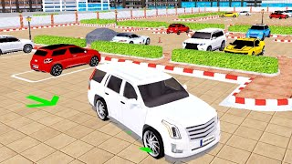 3D Car Parking Simulator Games : Prado Car Parking 2021 Android gameplay screenshot 4