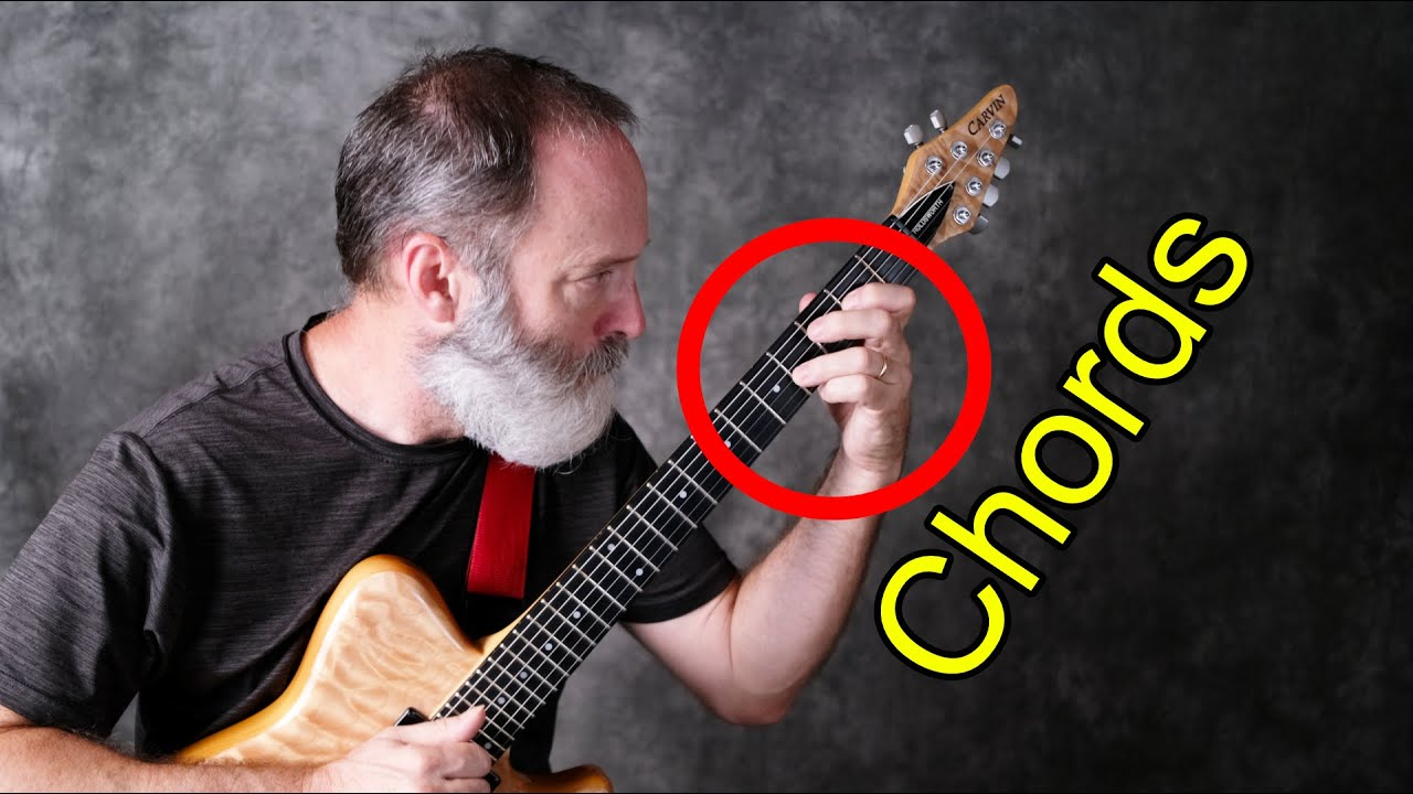 If You Play Full Chords, You're Doing it Wrong