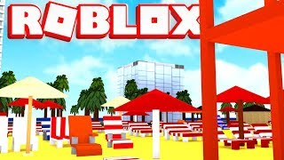Boardwalk Simulator In Roblox | JeromeASF Roblox