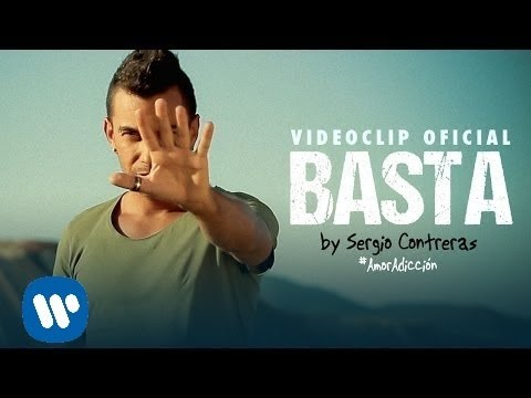 Sergio Contreras - Basta (Videoclip oficial)