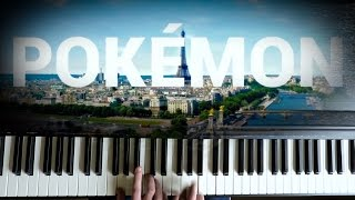 Gotta Catch 'Em All (Piano Version) - Jason Paige | Pokemon (GO) Theme Song