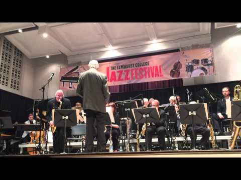 The Bill Holman Big Band live at Elmhurst College