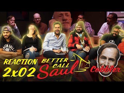 Better Call Saul - 2x2 Cobbler - Group Reaction