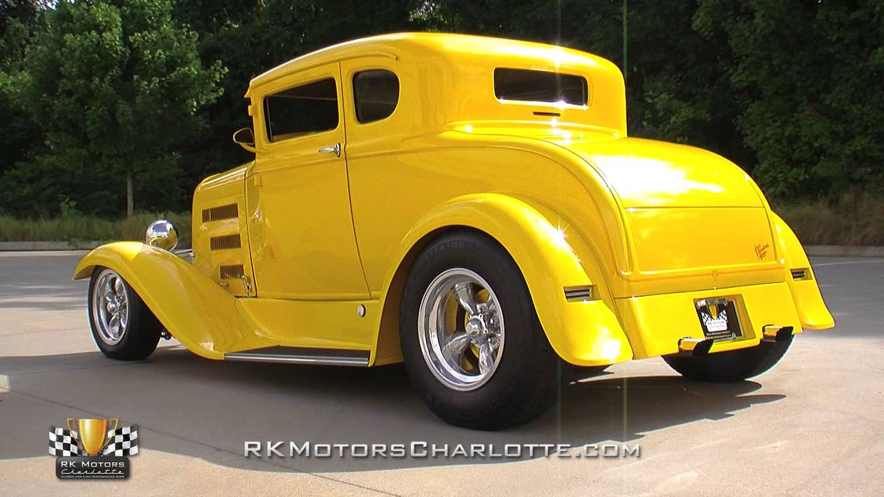 134389 1931 ford coupe youtube. Black Bedroom Furniture Sets. Home Design Ideas