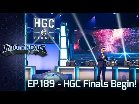 "#189 - Into the Nexus: ""HGC Finals Begin!"""
