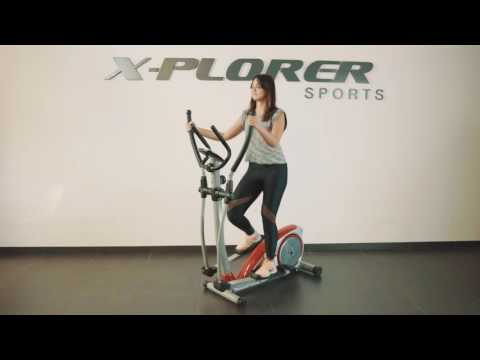 XPLORER Stellar elliptical trainer