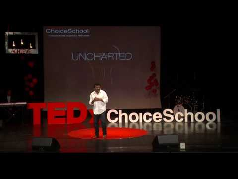 Behind the Suit | Jose Thomas | TEDxChoiceSchool