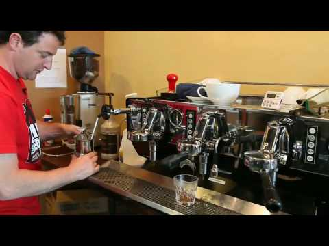 Cappuccino Method of Production