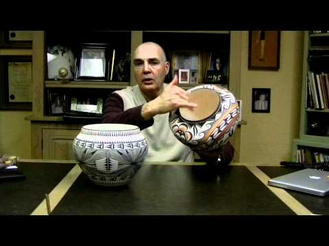 Handmade Vs. Ceramic Pueblo Pottery; How To Tell The Difference