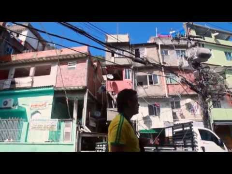 Slums as Tourist Destinations: Inside a Rio Favela