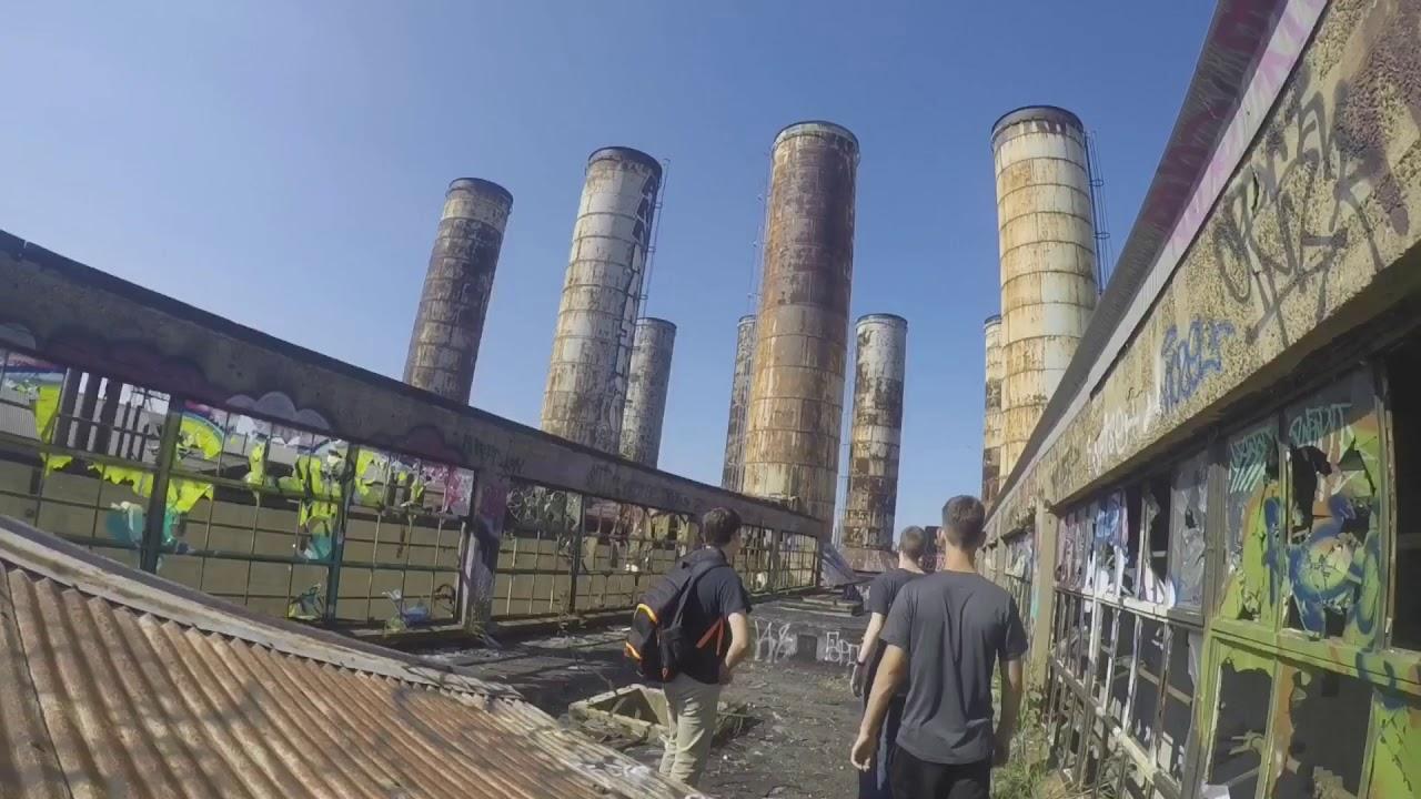 Abandoned Peco Plant Philadelphia