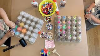 놀자르트 : 엄마표 미술놀이 | process art …