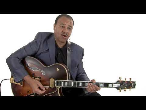 Jazz Guitar Lesson - Bossa Groove Breakdown - Henry Johnson