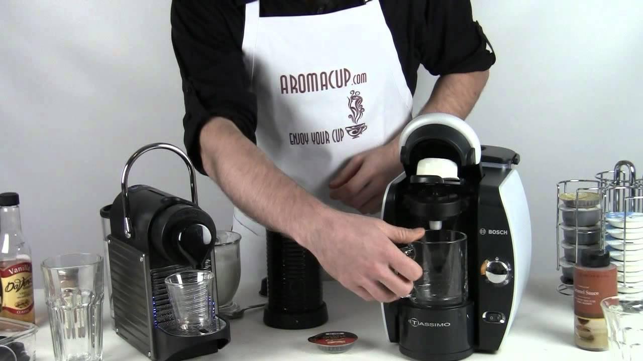 Nespresso vs Tassimo Doovi