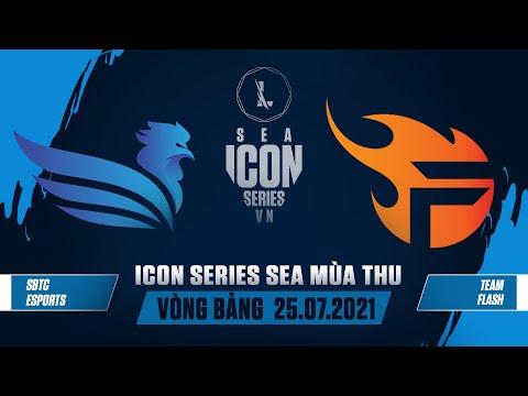 SAIS 2021 Fall - Vietnam - SBTC vs. Team Flash - G3