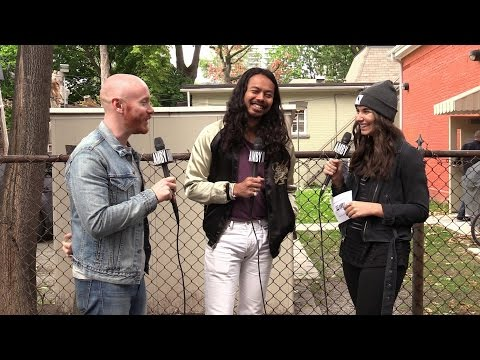 Interview with The Temper Trap