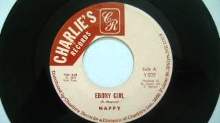 Ebony Girl - Nappy