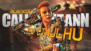 ZEW CTHULHU - Call of Duty Blackout (PL) #11 (BO4 Blackout Gameplay PL)