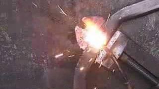 gas welding using gas filler rod