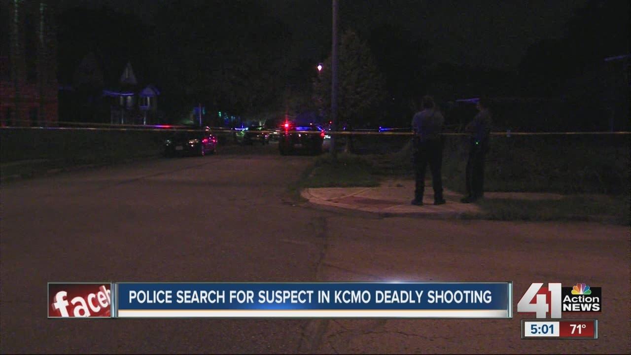 Fatal Shooting At 24th And Park In Kansas City Mo