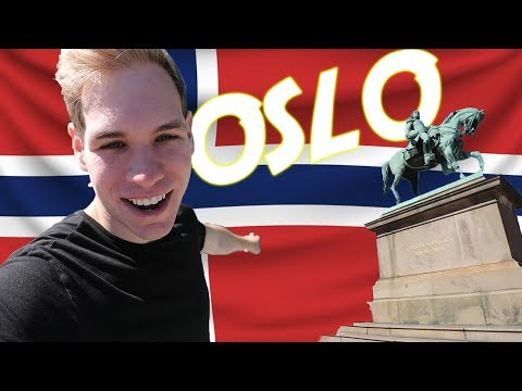TRAVELING TO NORWAY - The EPIC ROAD TRIP BEGINS!