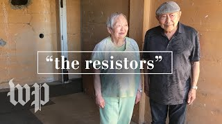 Opinion | They went to prison camps when they were young. Today, they're the resistance.