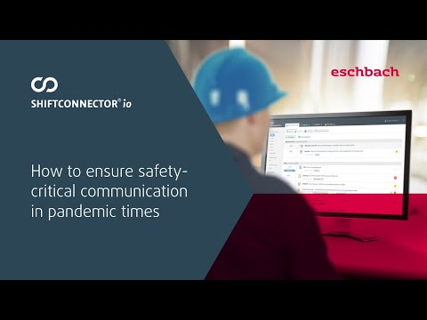 How to ensure safety-critical communication in pandemic times