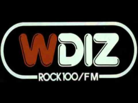 WDIZ Late 80s ID and Sweepers (Charlie Kendall - Audio Only)