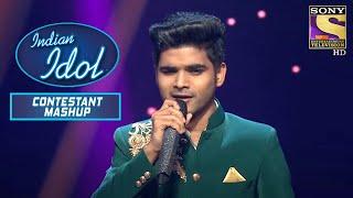 """Meri Zindagi Mera Pyar"" पे Salman Ali ने दिया Mesmerizing Performance|Indian Idol|Contestant Mashup"