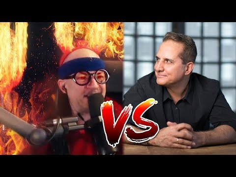 Funny Chip Armey Prank Calls Nick Di Paolo (Chip vs Nick, Oct. 30, 2017)