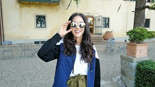 Best Day Ever! Time With My Friends in Tuscany!   Tamara Kalinic
