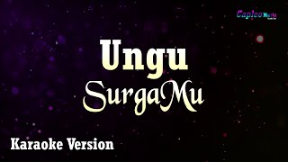 Download Lagu Ungu - SurgaMu (Karaoke Version) mp3